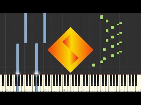 Startup - Sony PlayStation BIOS (Piano sheet music/MIDI) (Synthesia) Mp3