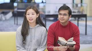 the University of Hong Kong (HKU) campus tour