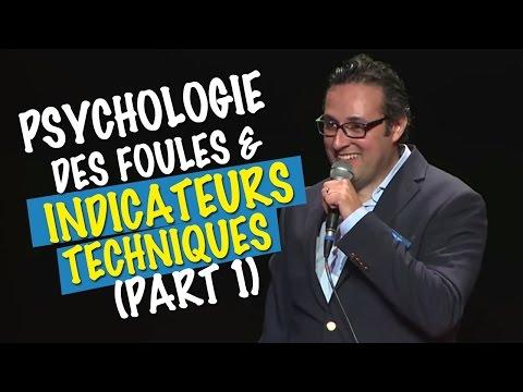 Conférence (Partie 1) Psychologie des Foules et les Indicateurs Techniques 280314