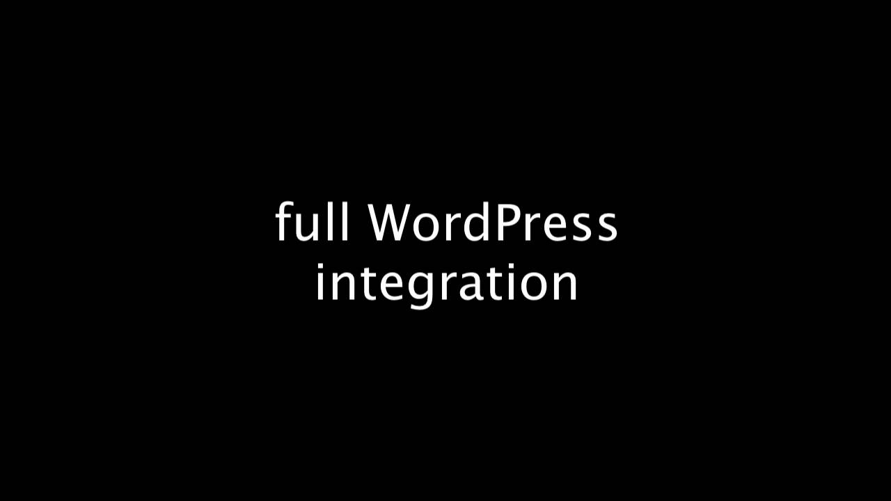 Oxygen - Visual Website Design Software for WordPress
