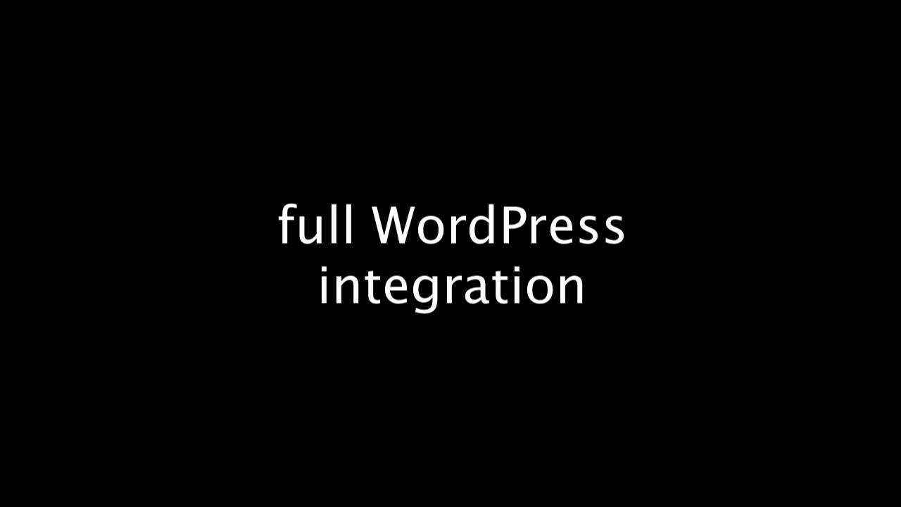 Oxygen - Visual Website Design Software for WordPress