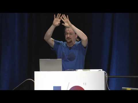 Google I/O 2013 - Importing Large Data Sets into Google Clou