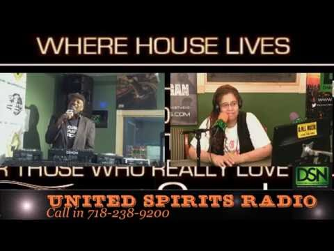 United Spirits Radio With Guest DJ Jon Martin