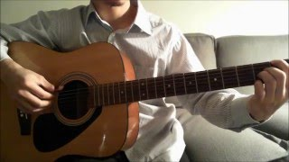 Right here waiting - Richard Marx (Fingerstyle Cover)
