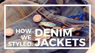 How We Styled: Denim Jackets