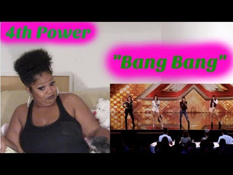 *DAY 9*- 4th Power- Bang Bang Reaction X Factor UK