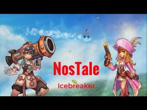 Nostale Pvp Event - GM Troll