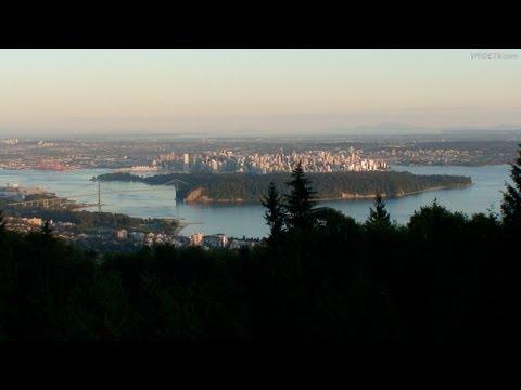 Vancouver, Cypress Mountain. Porteau Cove, BC, Canada. Sea To Sky. Vridetv.com