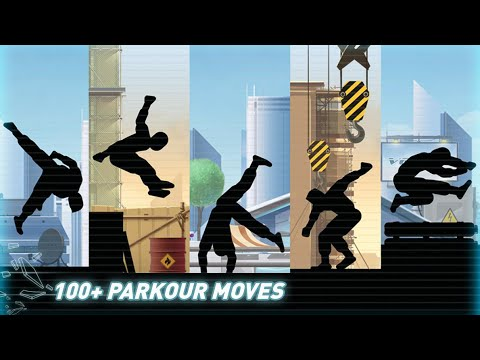 Tải Game Vector Nhảy Parkour Cho Điện Thoại Android, iPhone