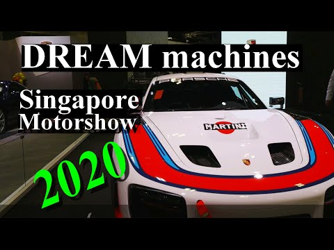 Best cars of 2020 - At the Singapore Motorshow