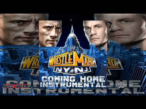 WWE: Coming Home (WrestleMania 29 Instrumental...