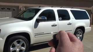 2011 CHEVROLET SUBURBAN LTZ WHITE DIAMOND NAVIGATION TV DVD LT FOR SALE SEE SUNSETMILAN COM