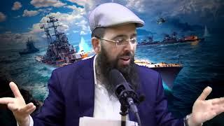 הרב יעקב בן חנן - איך ניצלים ממלחמת גוג ומגוג?!