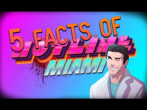5 Facts You Didn't Know | Hotline Miami