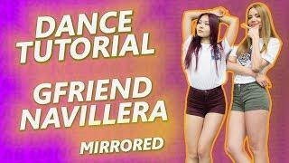 Video [DANCE LAB] Dance Tutorial, Ep9: G-Friend (여자친구) – Navillera (너 그리고 나 ) MIRRORED download MP3, 3GP, MP4, WEBM, AVI, FLV Maret 2018