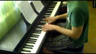 Sigur Rós - Svefn-G-Englar Piano Cover