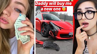 Spoiled RICH Kids On Tik Tok 2