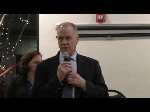 Nevada County Sheriff's Debate March 6 2018