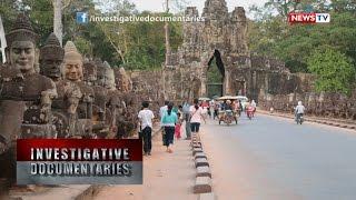 Investigative Documentaries: Cambodia, pilit isinasaayos ang mga nasira nilang templo