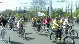 Критическая Масса Одесса. Critical mass Odessa