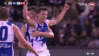 Collingwood vs North Melbourne All goals and highlights SECOND HALF   Round 15 2019