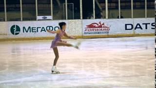 Фигурное катание, Александра Ким (республика Корея), 2 спортивный разряд, группа А