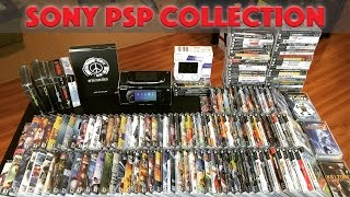 Sony PSP Collection 2016 - 160+ Games & Multiple Systems