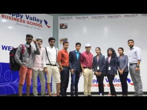 Power Dressing @ Happy Valley Business School Coimbatore