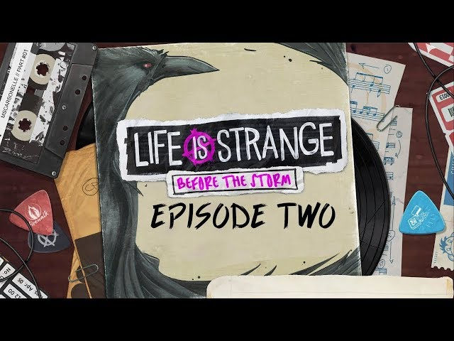 Let's Play Life is Strange: Before The Storm | Episode Two | Brave New World #01