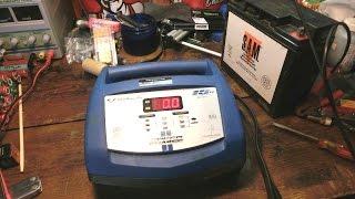How It Failed: Schumacher XCS15 6-12V 15A Battery Charger