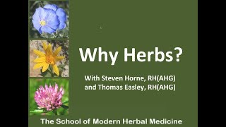 Clinical Master Herbalist Interview With Steven Horne - The Herb Guy - The Master Herbalist