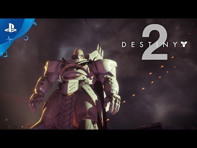 Destiny 2 - Our Darkest Hour PS4 Trailer | E3 2017