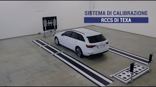 IT - RCCS: radar and camera calibration system