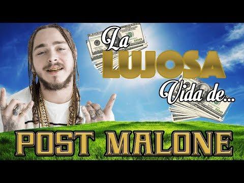 POST MALONE - Rich Life - NET WORTH 2017
