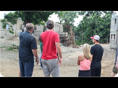 2017 BLI Trip to Haiti with Adam Wainwright and Luke Weaver