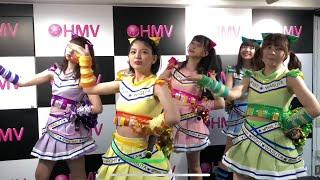 2018.6.23 リリースイベント 「JUMPING SUMMER」 HMV仙台 E BeanS店イン...