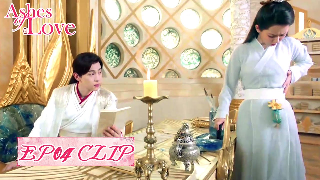 Download Jin Mi gained weight? Why Xufeng shy?! | Ashes of Love EP04(MZTV)