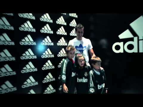 Real Madrid Og Adidas Lanserer Champions League Drakten 12-13