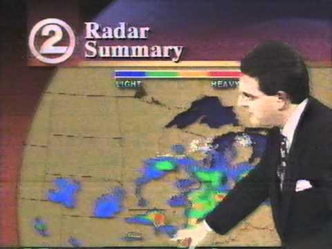 WBAY Weather - April 19, 1993