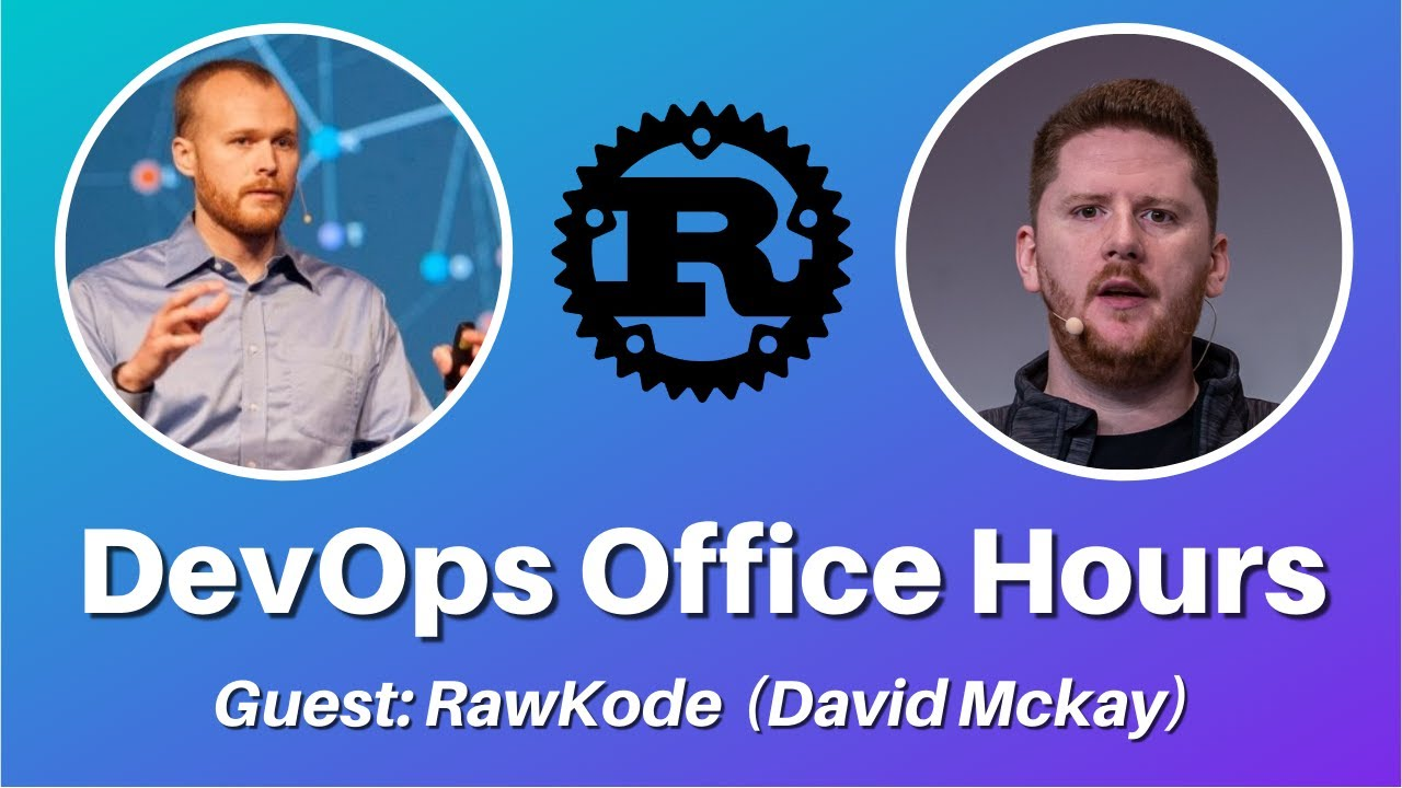 Improving OS Configuration with Comtrya [DevOps Office Hours Ep. 05 Featuring David McKay]