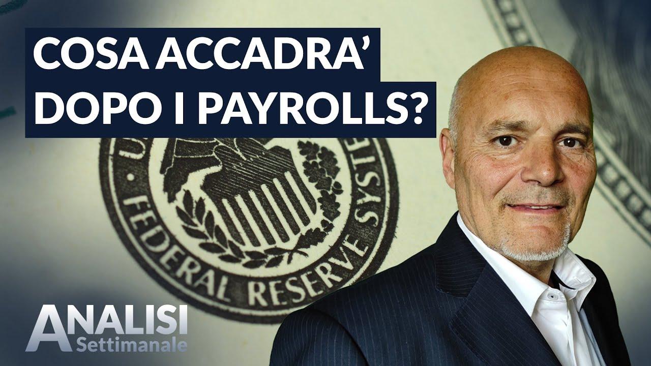 Cosa accadrà dopo i payrolls?