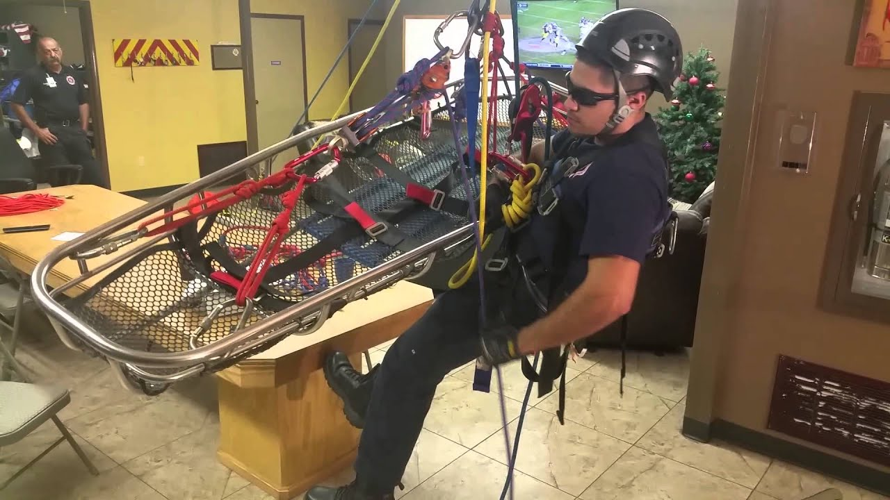 Rope Rescue Training Youtube