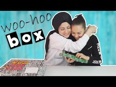 WOOHOOBOX MOTİVASYON Kutu Açılımı ( WOO-HOO BOX ) - Fenomen Tv