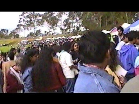 Indian Festival 18th August 1996 Parramatta Park, Sydney Australia