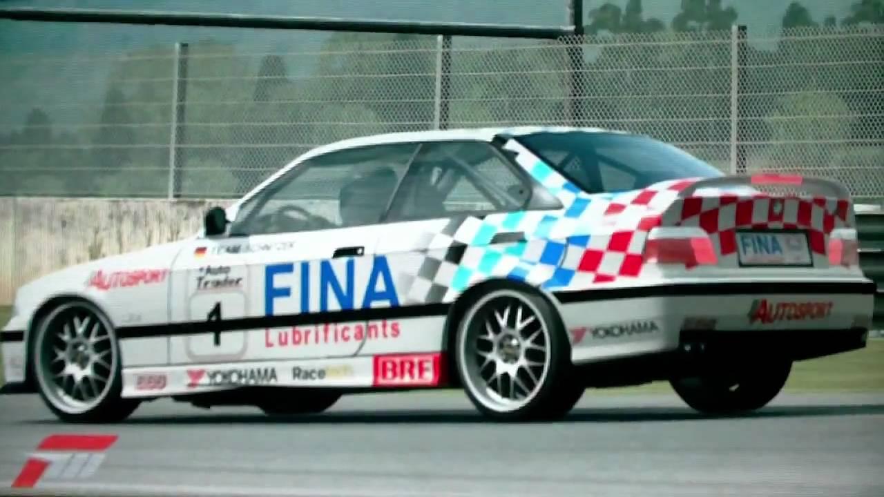 Forza Motorsport 3 Bmw 318i E36 Btcc 1994