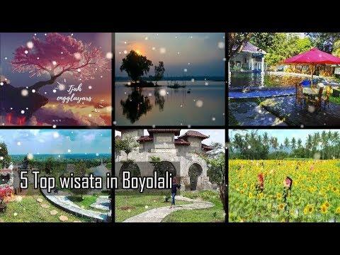 5 Tempat Wisata Yang Wajib Dikunjungi Di Boyolali Jawa