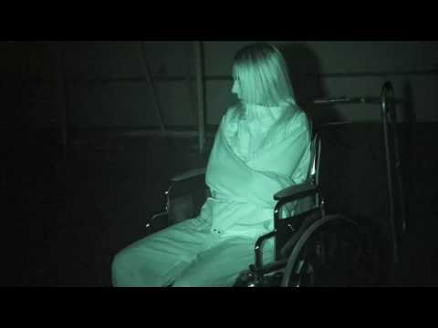 Ghost Caught Inside Manteno State Hospital