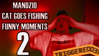 Gambar cover Mandzio - Cat Goes - Fishing Funny Moments 2