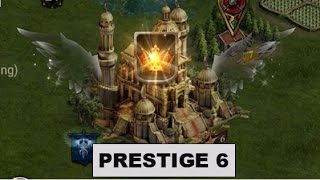 Clash of Kings: Prestige 6 Castles Group 23.04.2017 [NEW]