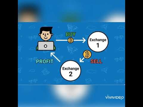 Bitcoin arbitrage trading south africa